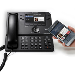 Samsung phone, office phone, VoIP phone